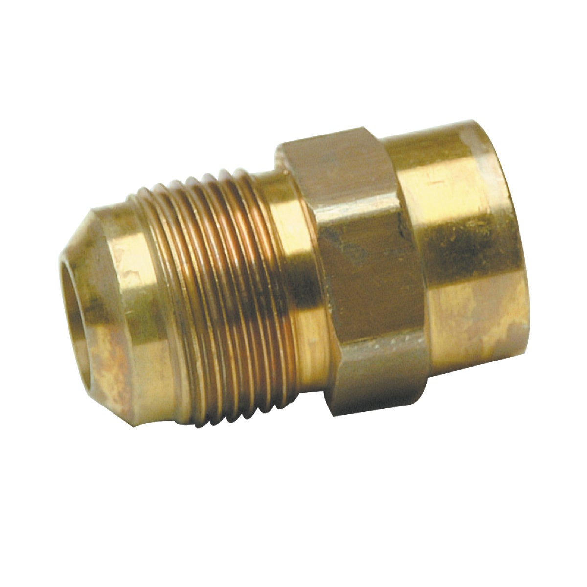 5/8ODX1/2F GAS FITTING - MAU1-10-8 by Brass Craft