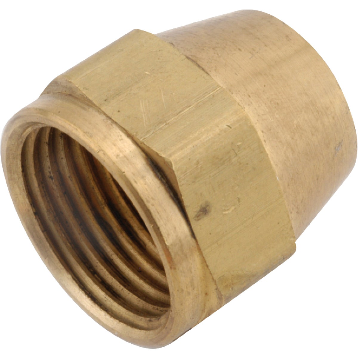 "3/8"" FLARE NUT - 754014-06 by Anderson Metals Corp"