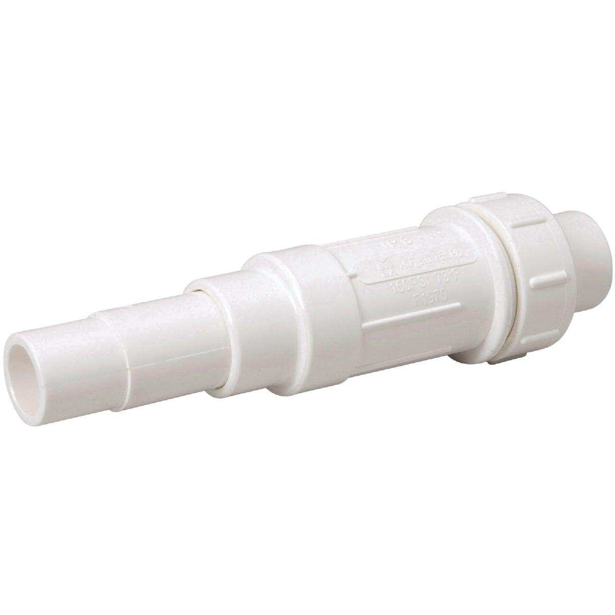 """4"""" EZ SPAN PVC COUPLING - 160-511 by Mueller B K"""