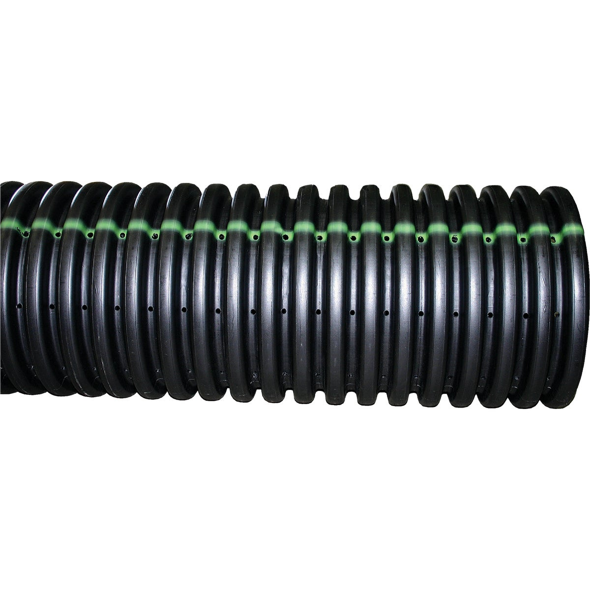 "3""X10' SLOTTED PIPE - 03040010 by Advanced Drainage Sy"