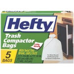 5-Pack Trash Compactor Bag.