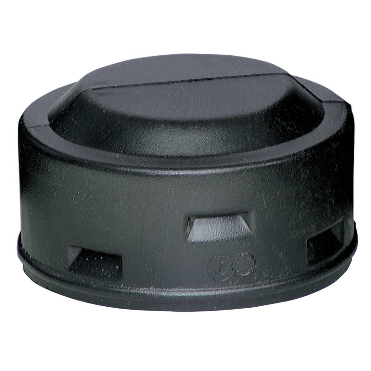 "3"" END CAP - 332AA by Advanced Drainage Sy"