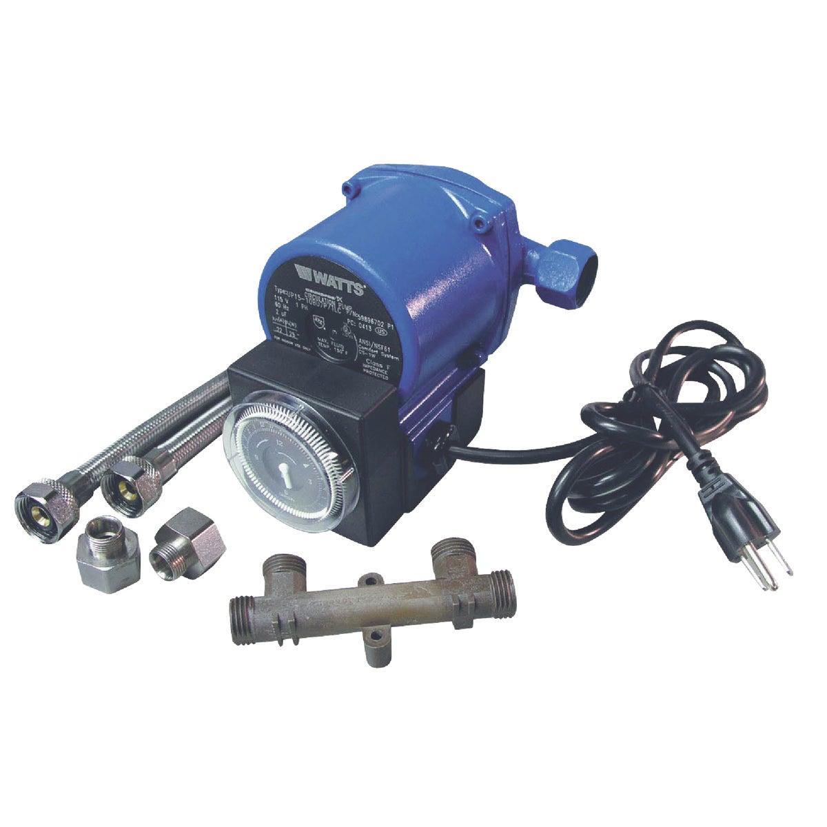 Watts Water Technologies H/WTR PUMP RECIR SYSTEM 955800
