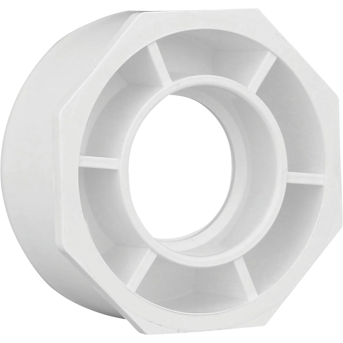 "4""X2"" DWV RED BUSHING - 70242 by Genova Inc  Pvc Dwv"