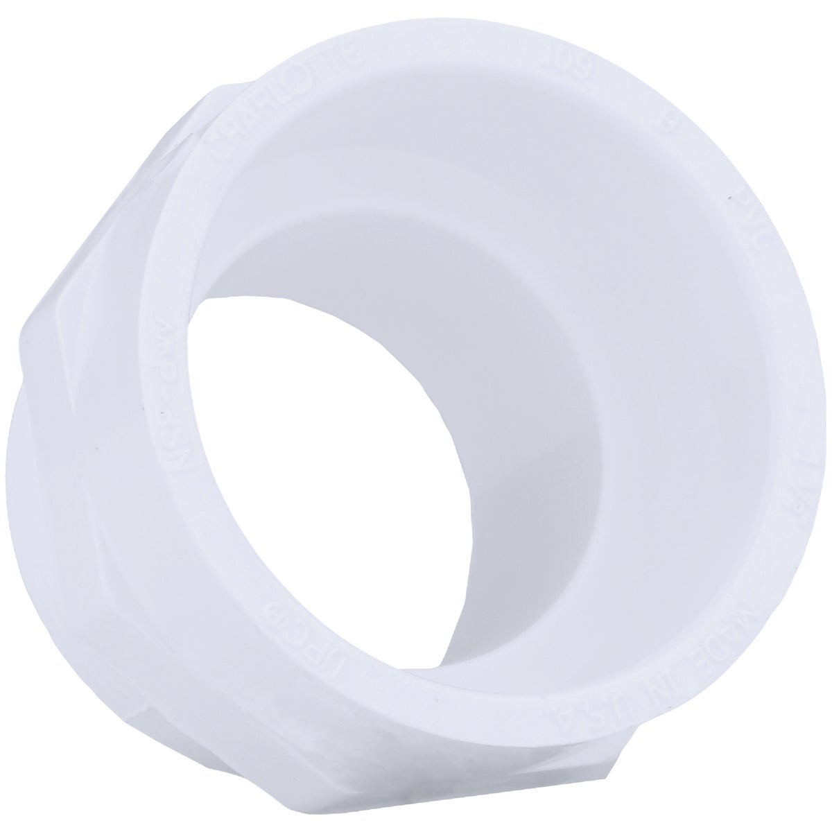 "1-1/2"" DWV MALE ADAPTER - 70415 by Genova Inc  Pvc Dwv"