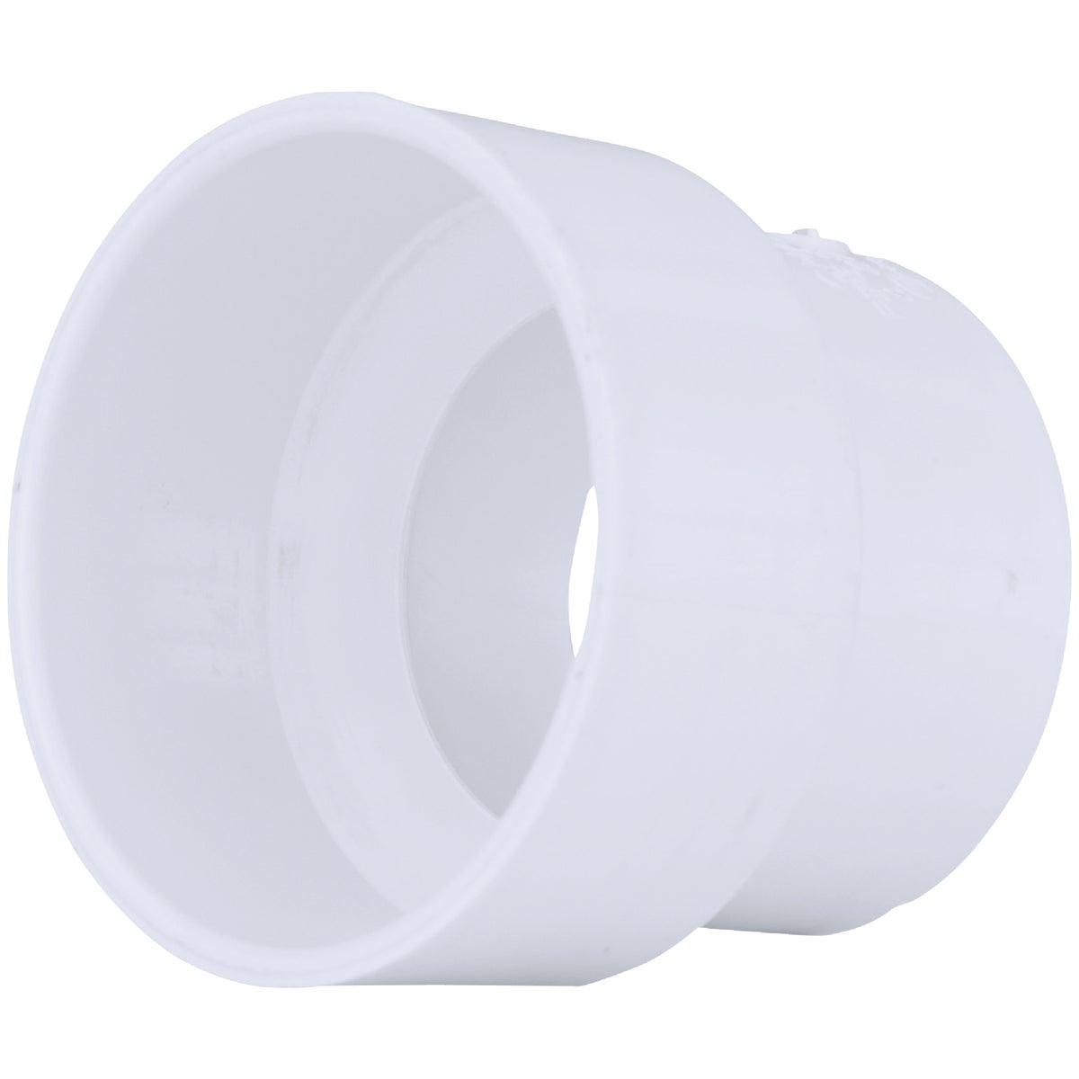 "4""X3"" ADAPTER COUPLING - 71543 by Genova Inc  Pvc Dwv"