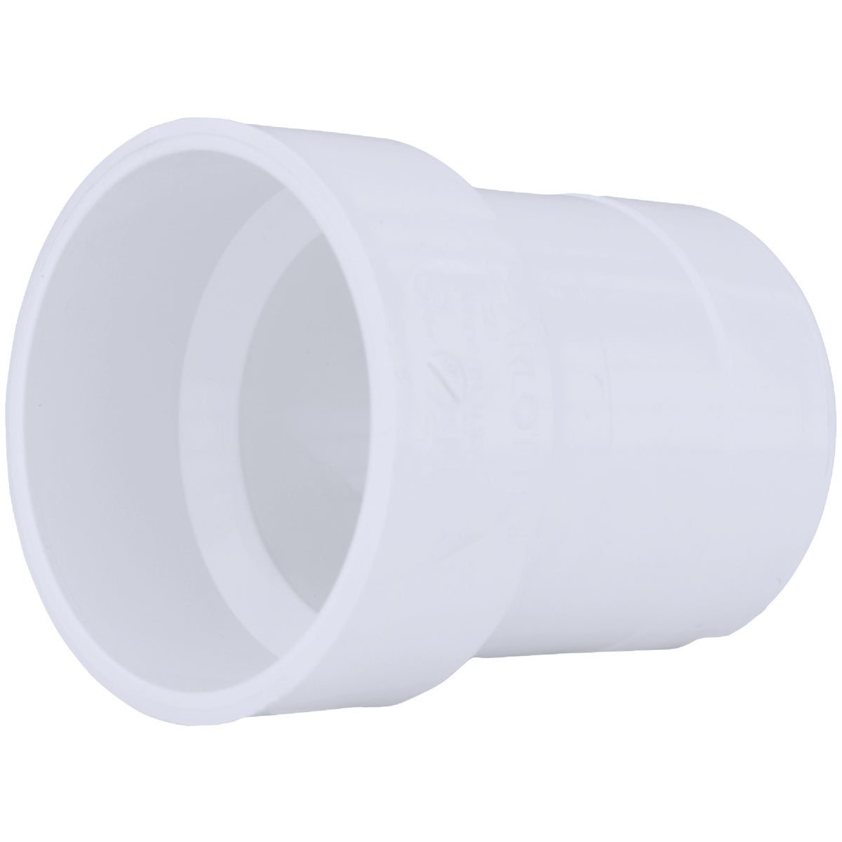"4"" PVC-DWV HUB ADAPTER - 70540 by Genova Inc  Pvc Dwv"