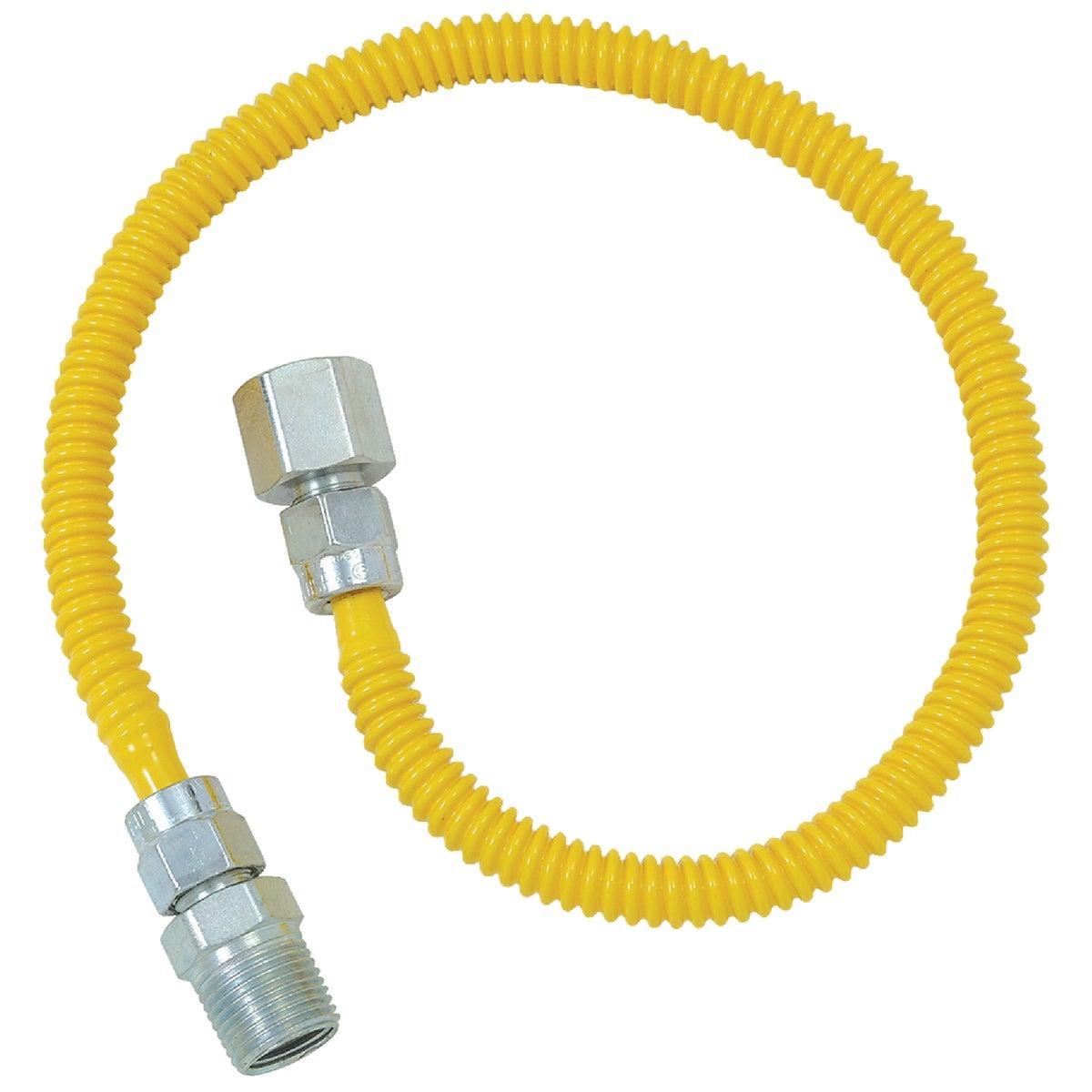 3/8X48 GAS CONNECTOR
