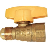 Brass Craft 1/2X1/2 GAS VALVE PSSD-41
