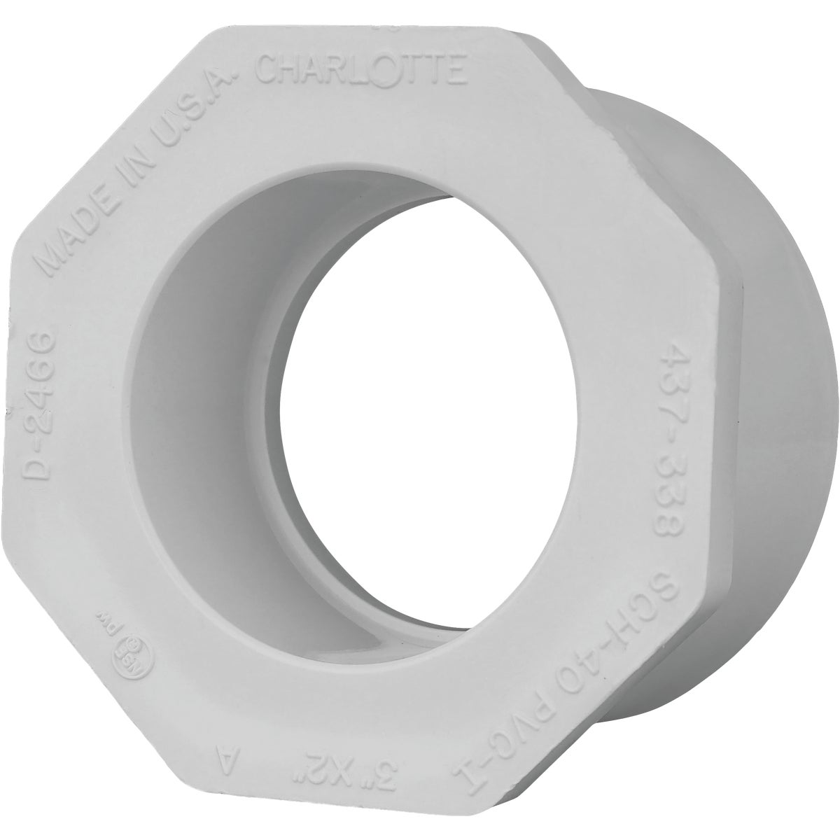 3X2 PVC SPXS BUSHING - 30232 by Genova Inc