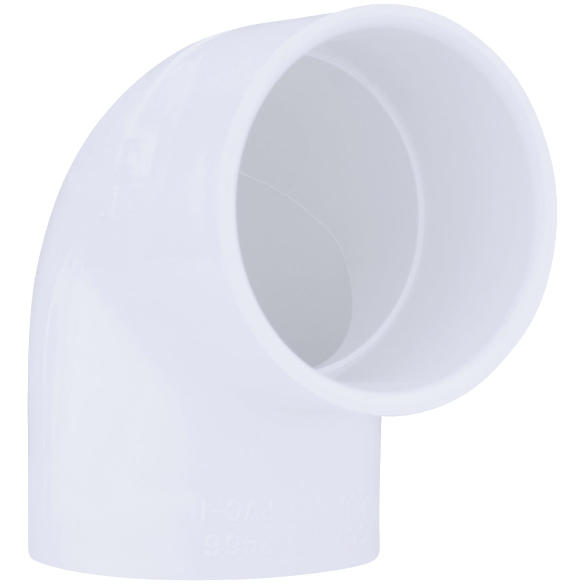 "3"" 90D SCH40 PVC ELBOW - 30730 by Genova Inc"