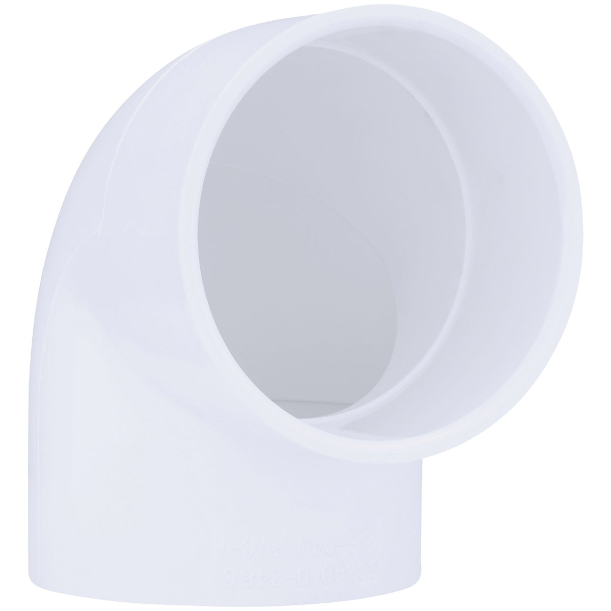 "4"" 90D SCH40 PVC ELBOW - 30740 by Genova Inc"