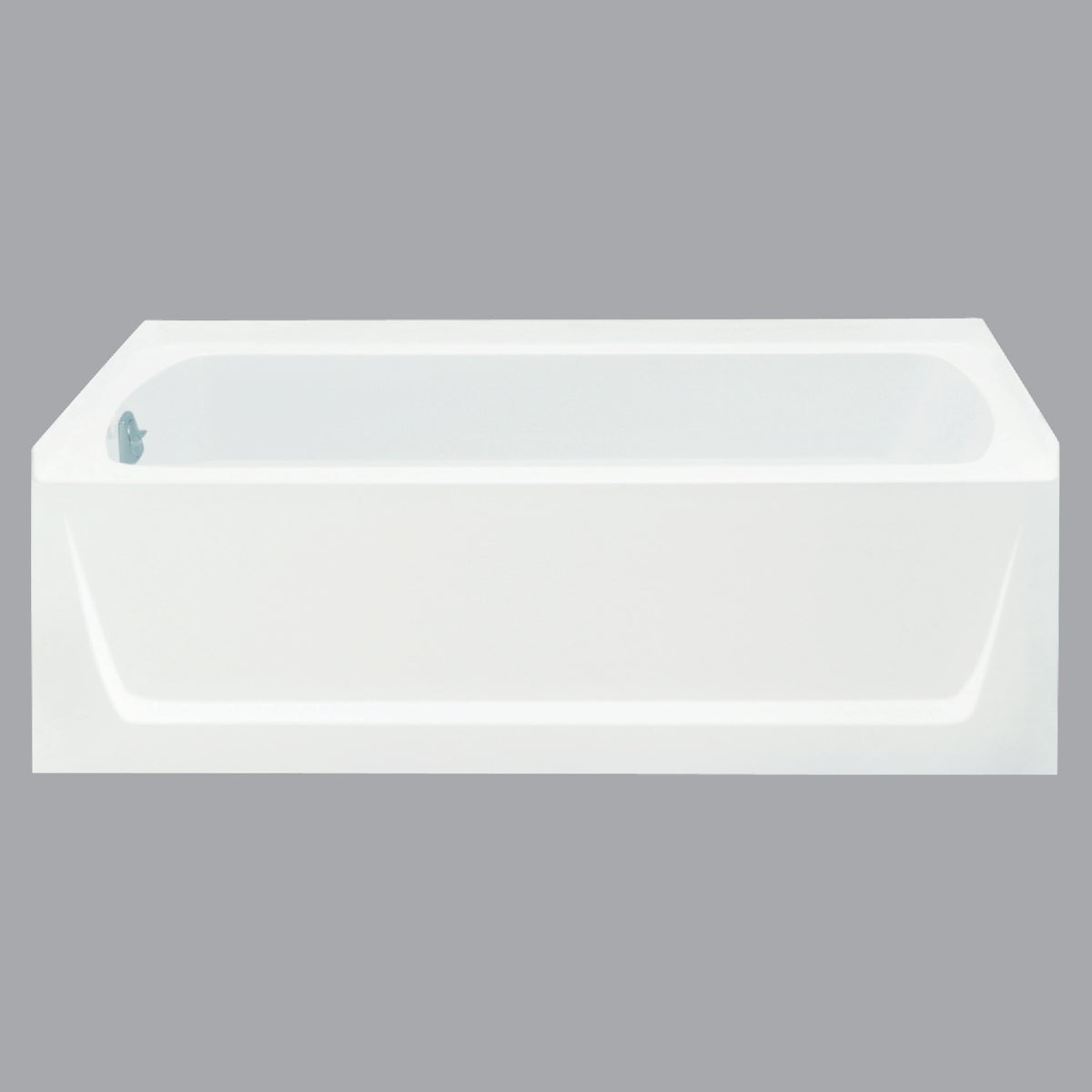 WHITE ENSEMBLE LH TUB - 71121110-0 by Sterling Pbg/vikrell