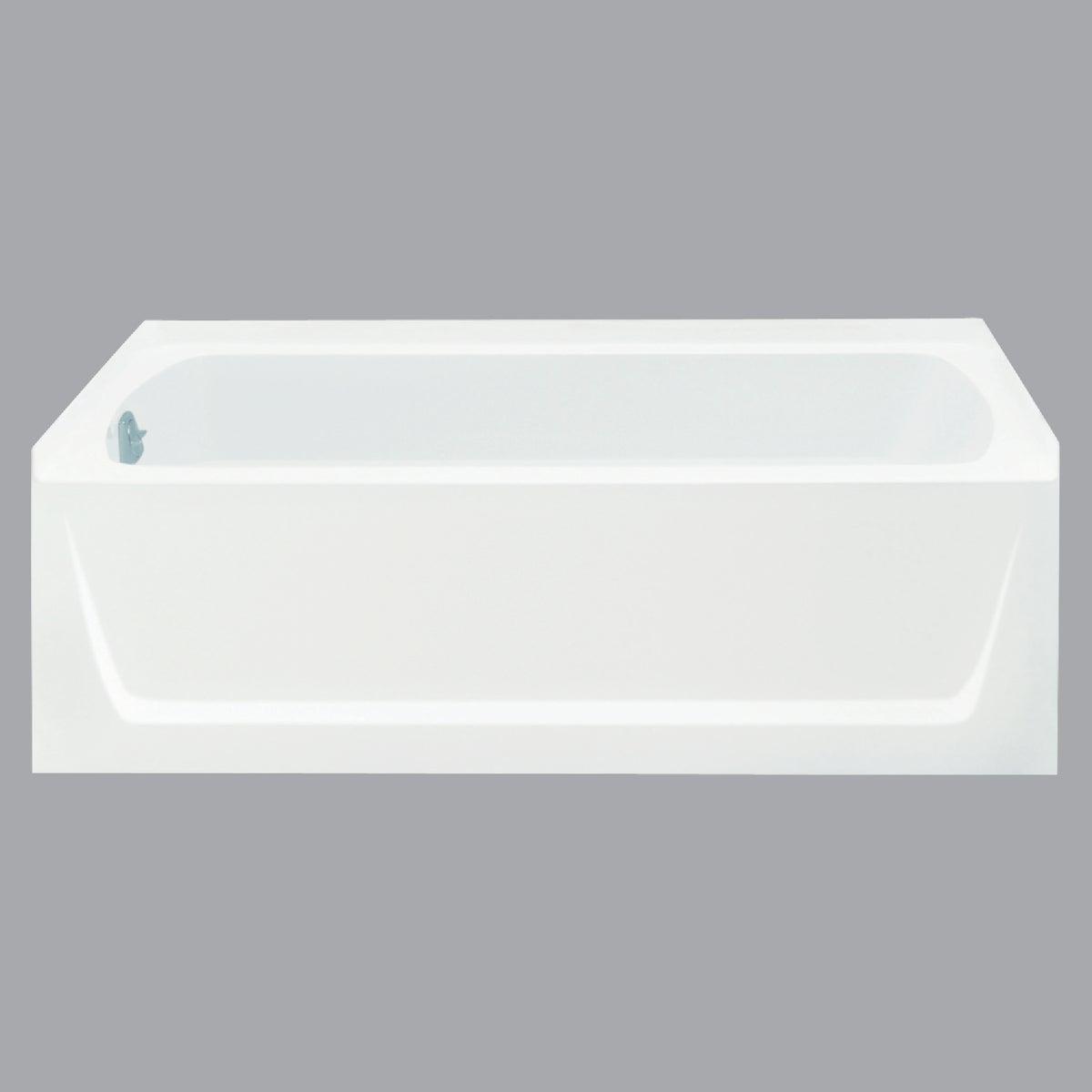 Sterling Vikrell WHITE ENSEMBLE LH TUB 71121110-0