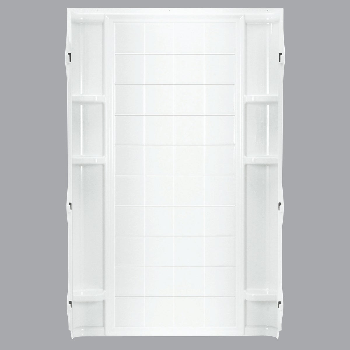 "36"" WHITE TILE BACKWALL - 72102100-0 by Sterling Pbg/vikrell"