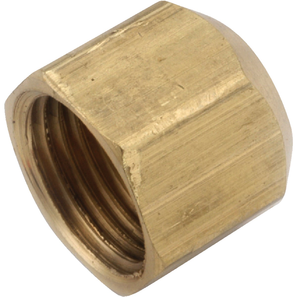 "5/8"" FLARE CAP - 754040-10 by Anderson Metals Corp"