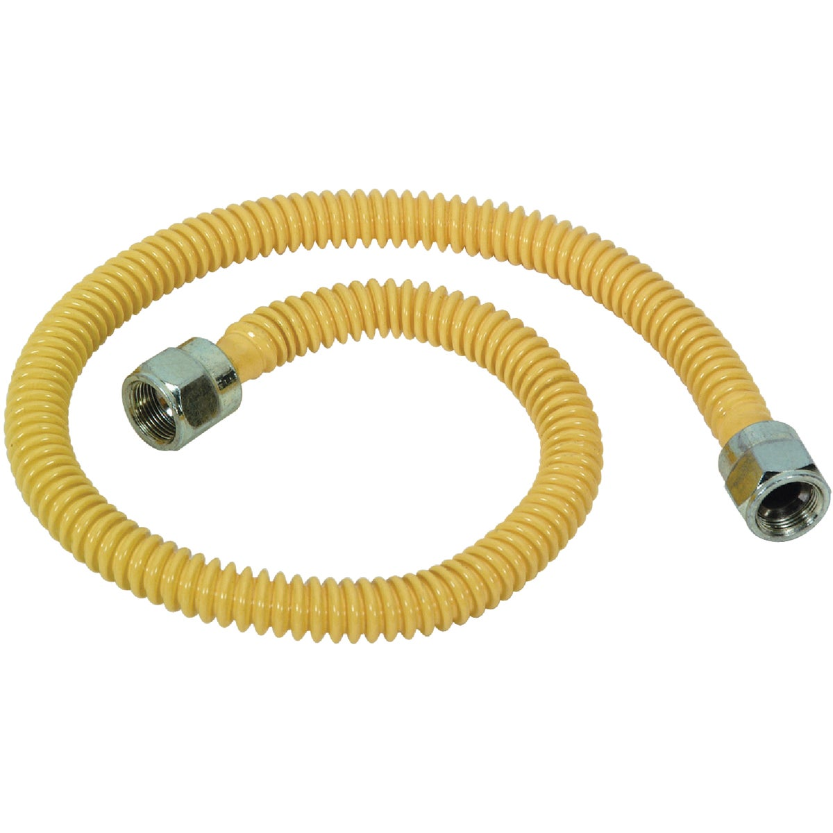 "3/8"" GAS CONNECTOR - CSSTNN-58N by Brass Craft"