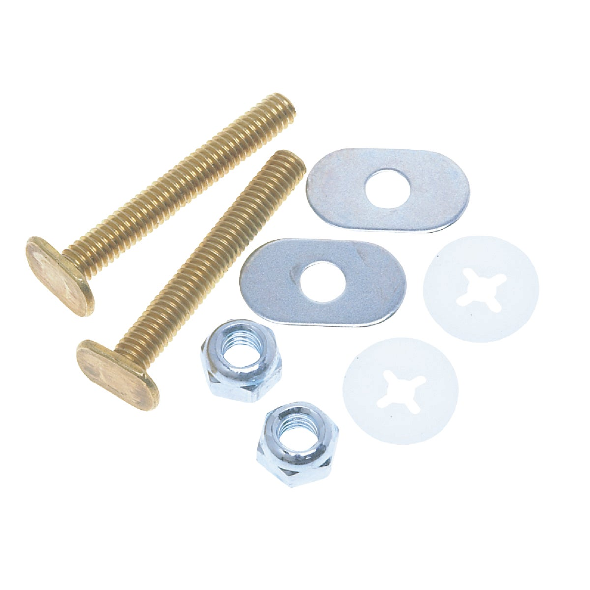 "1/4"" TOILET BOLT SET - 443972 by Do it Best"