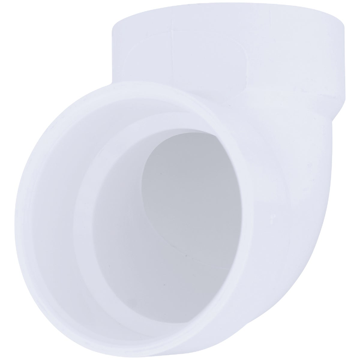 "2"" 90 PVC-DWV VENT ELBOW - 70720 by Genova Inc  Pvc Dwv"