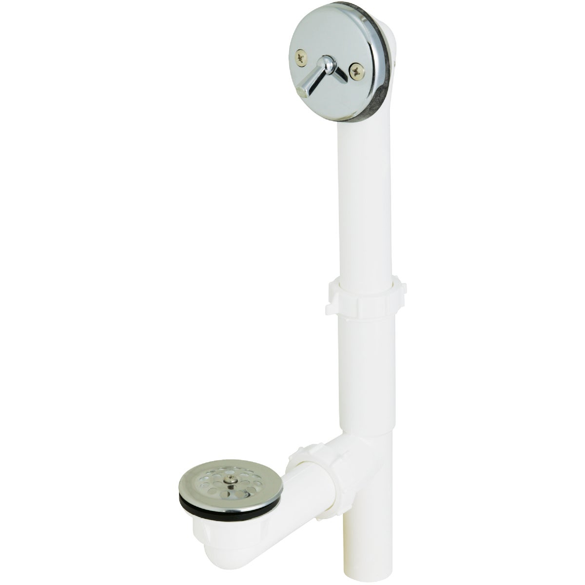 CHR TRIPLEVER BATH DRAIN - 64W by Plumb Pak/keeney Mfg