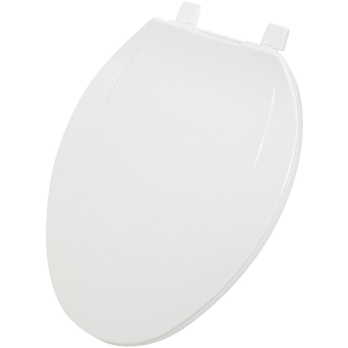 WHITE ELONG PLAS SEAT
