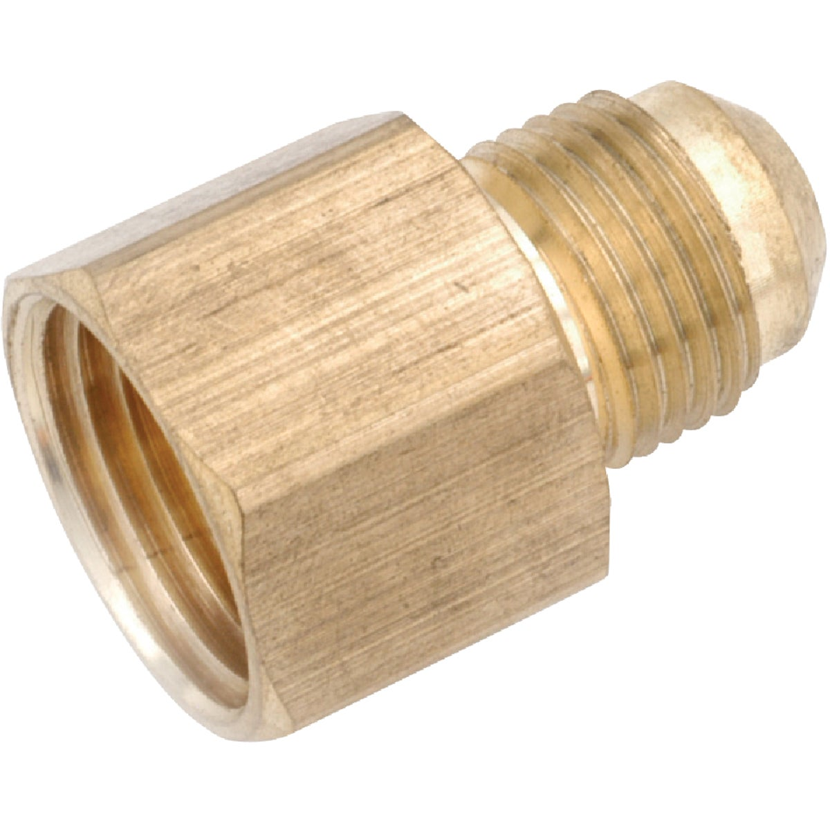 3/8X1/2 FIP CONNECTOR - 754046-0608 by Anderson Metals Corp