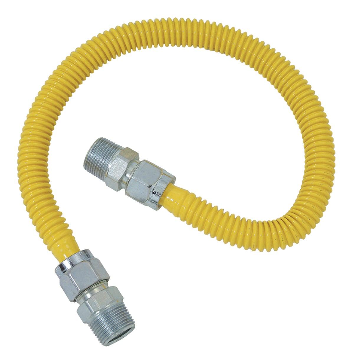 5/8X48 GAS CONNECTOR