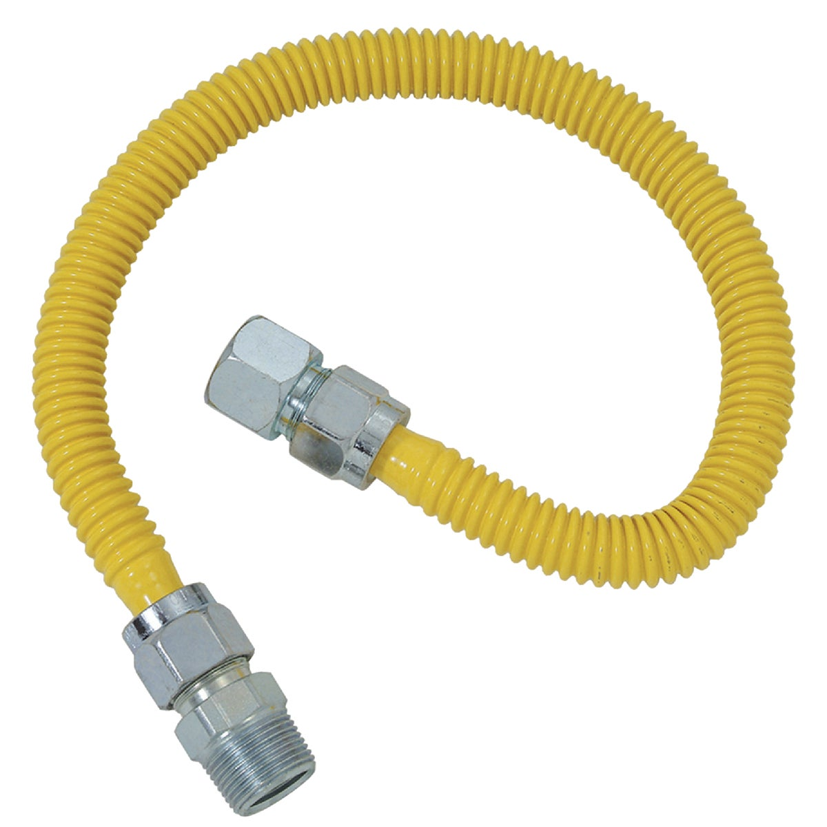 5/8X36 GAS CONNECTOR