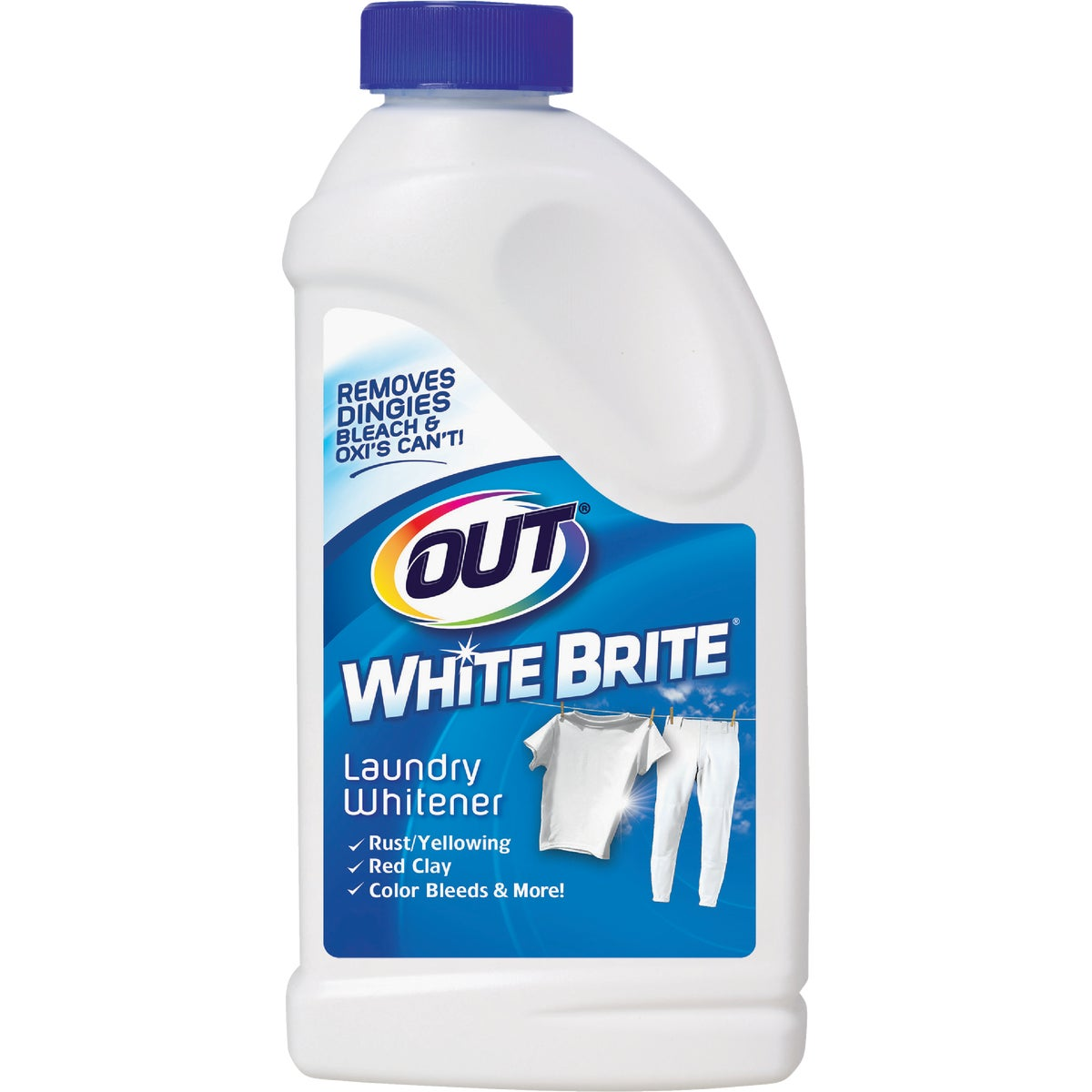 30OZ WHITE BRITE - WB30N by Summit Brands