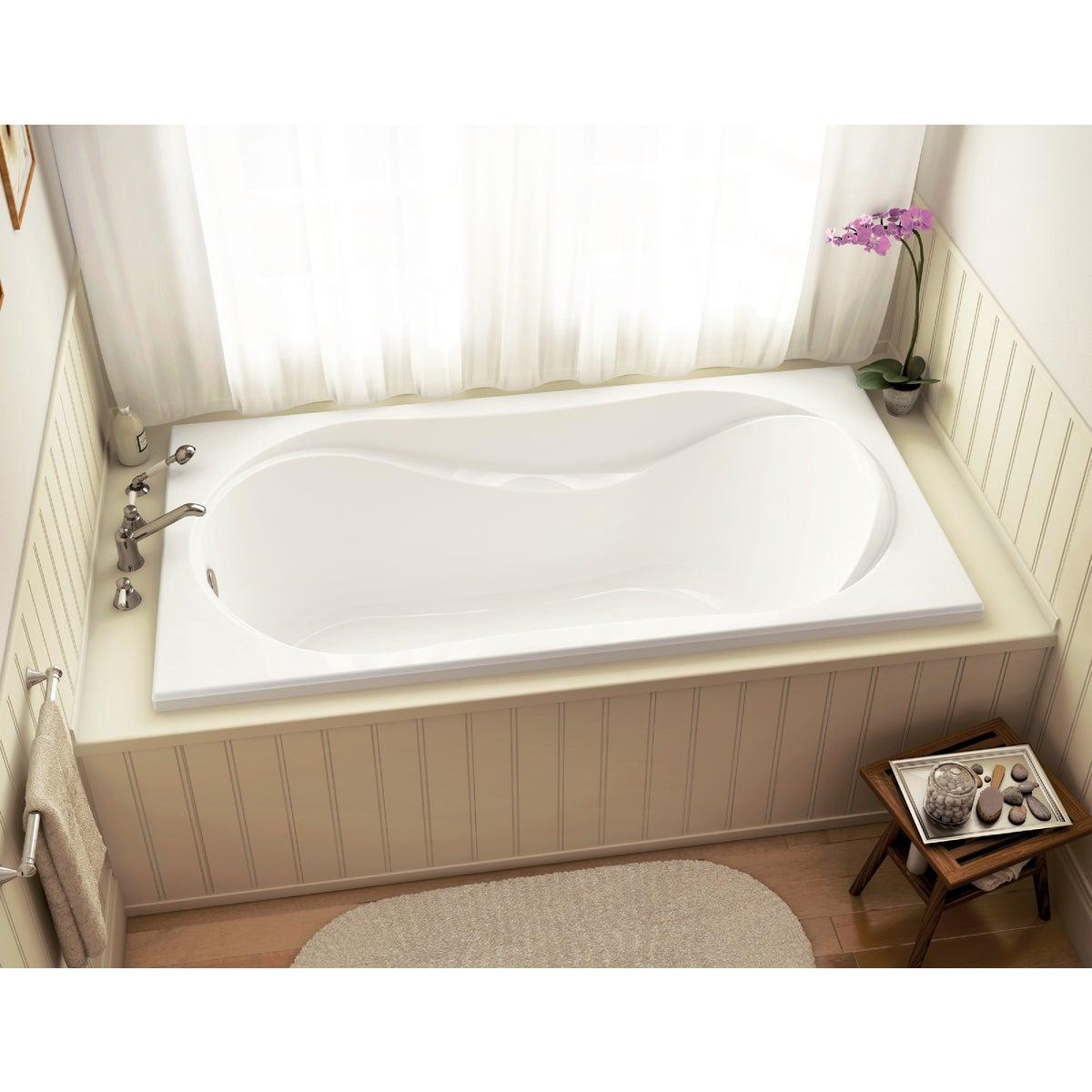WHITE 10JET WHIRLPOOL - 102722-091-001 by Maax Bath