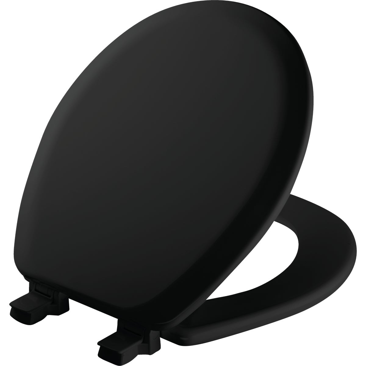 BLACK WOOD ROUND SEAT