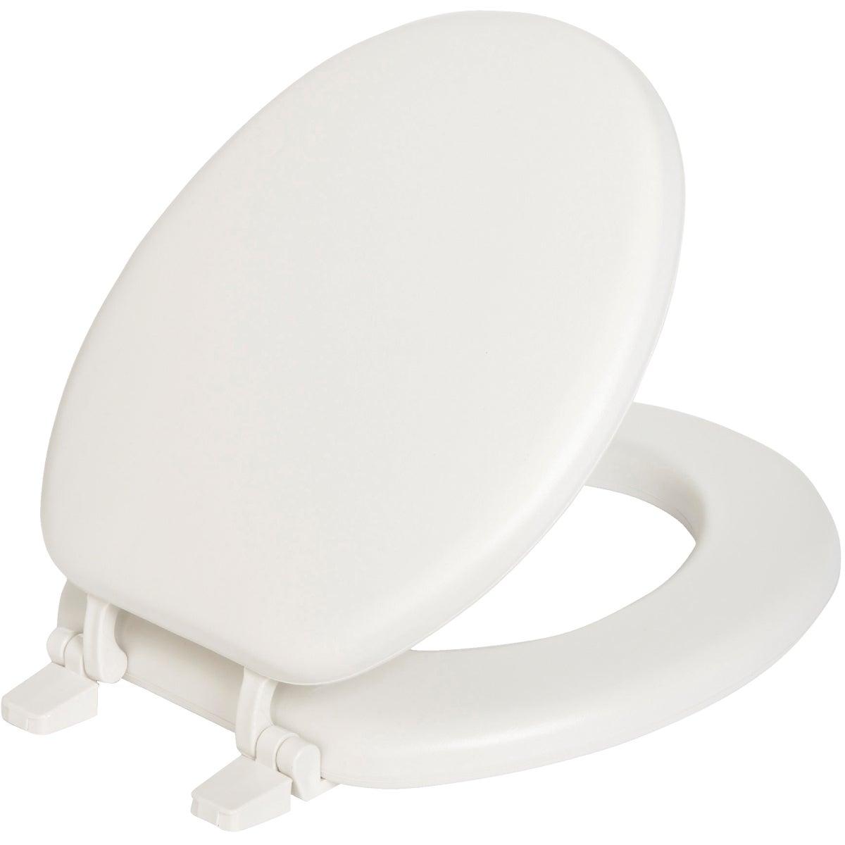WHITE SOFT ECONOMY SEAT - 11-000 by Bemis Mfg