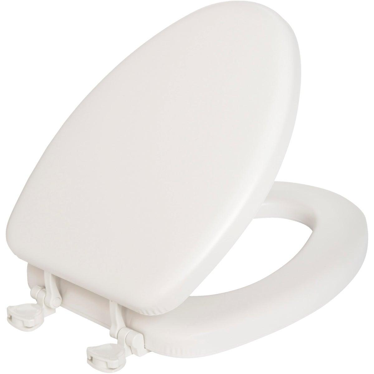 WHT SOFT ELONG SEAT