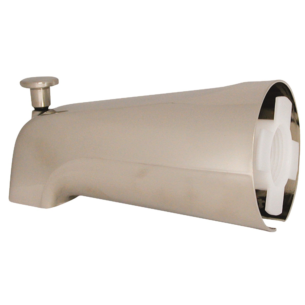 BN UNIV W/DIV TUB SPOUT - 89249 by Danco Perfect Match