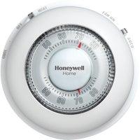 Honeywell International HEAT/COOL RND THERMOSTAT YCT87N1006
