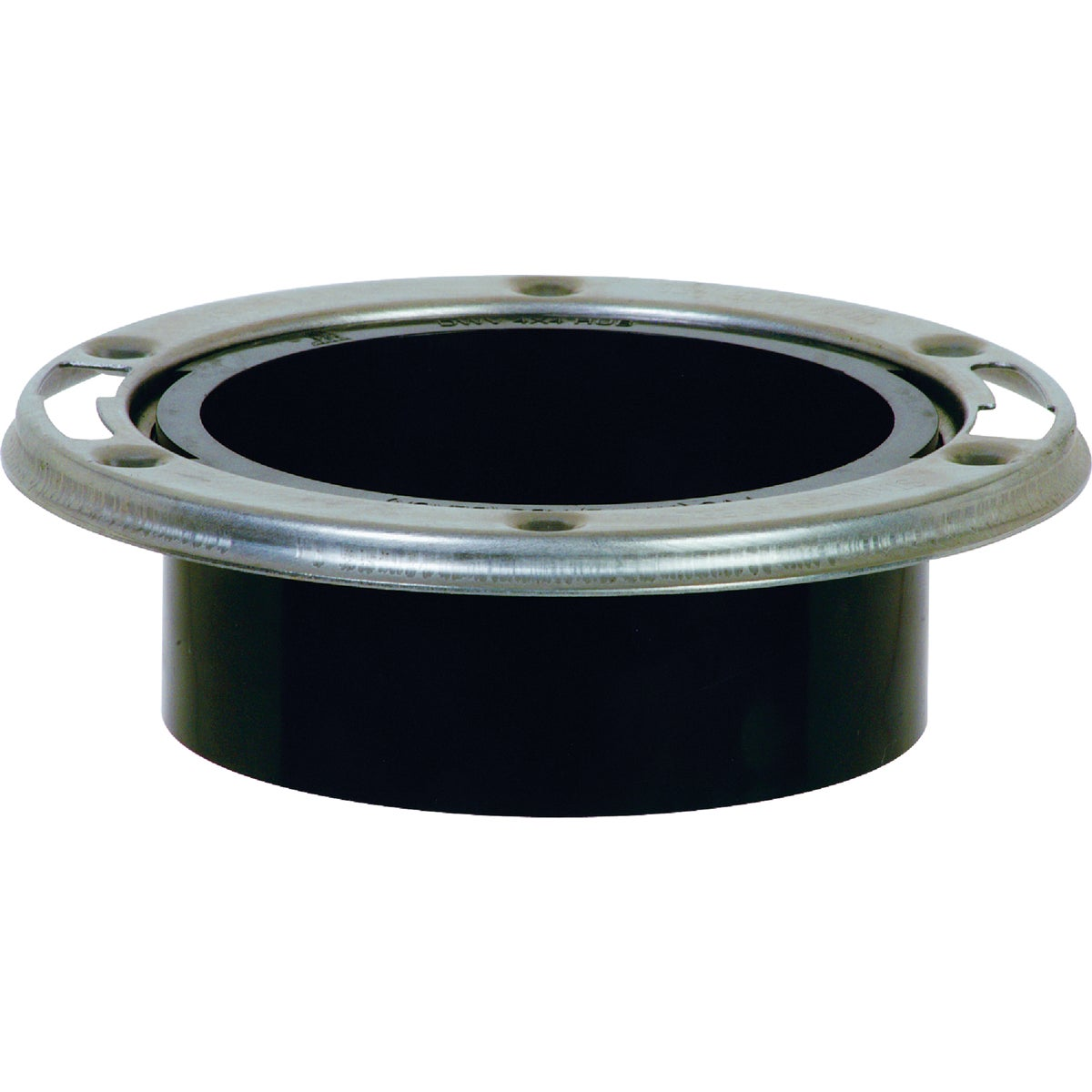 "4""HUB SS ABS CLST FLANGE - 886-4AM by Sioux Chief Mfg"