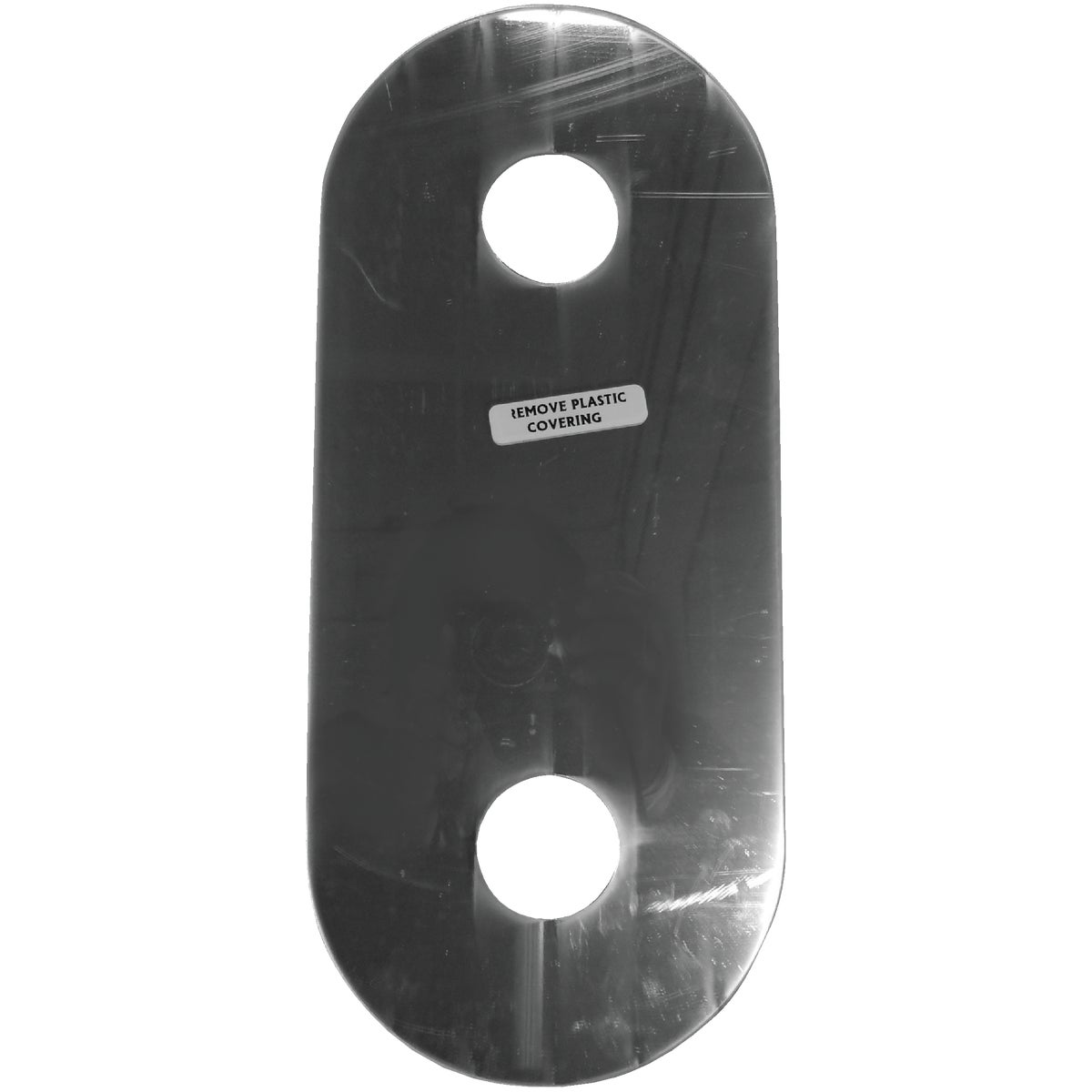 2-HANDLE COVER-UP PLATE - CU-200 by P P P Mfg