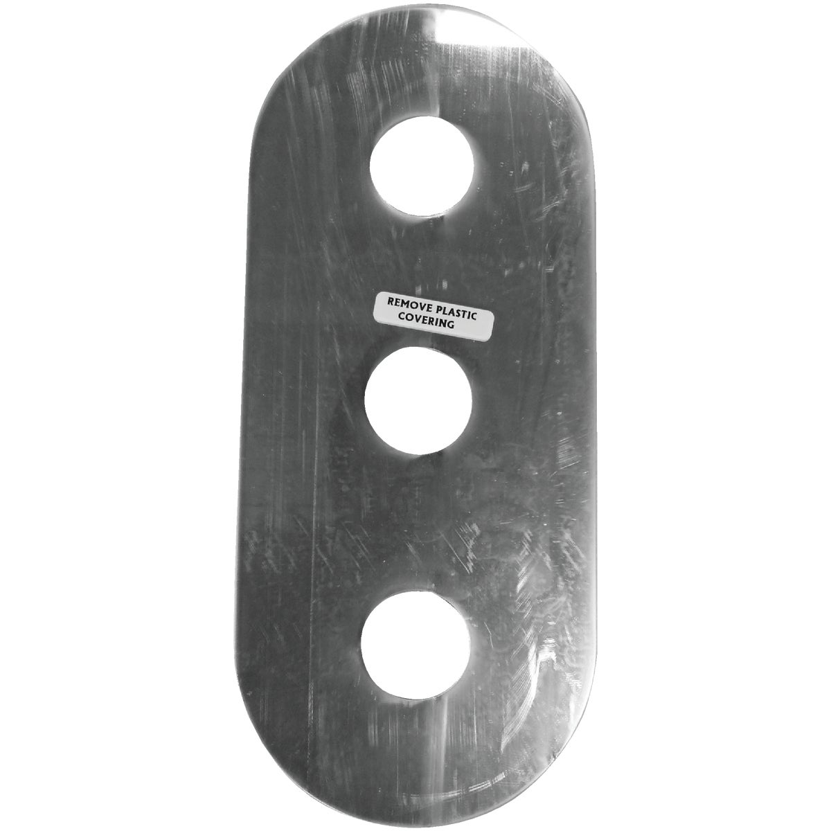 3-HANDLE COVER-UP PLATE - CU-300 by P P P Mfg