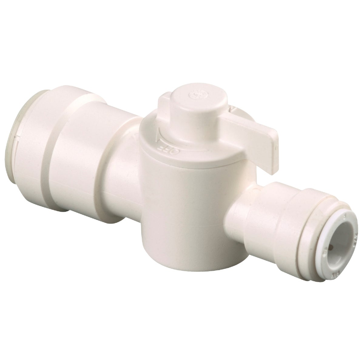 """1/2X1/4""""CTS STRGHT VALVE - P-671 by Watts Pex"""