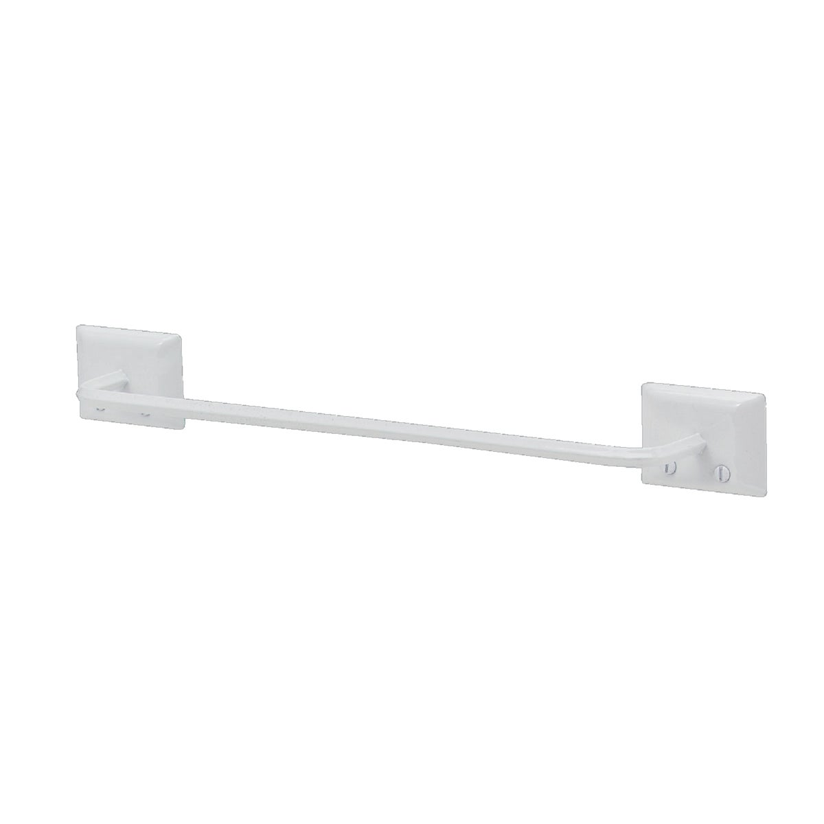 "12"" WHT TOWEL BAR - 48120 by Decko Bath"