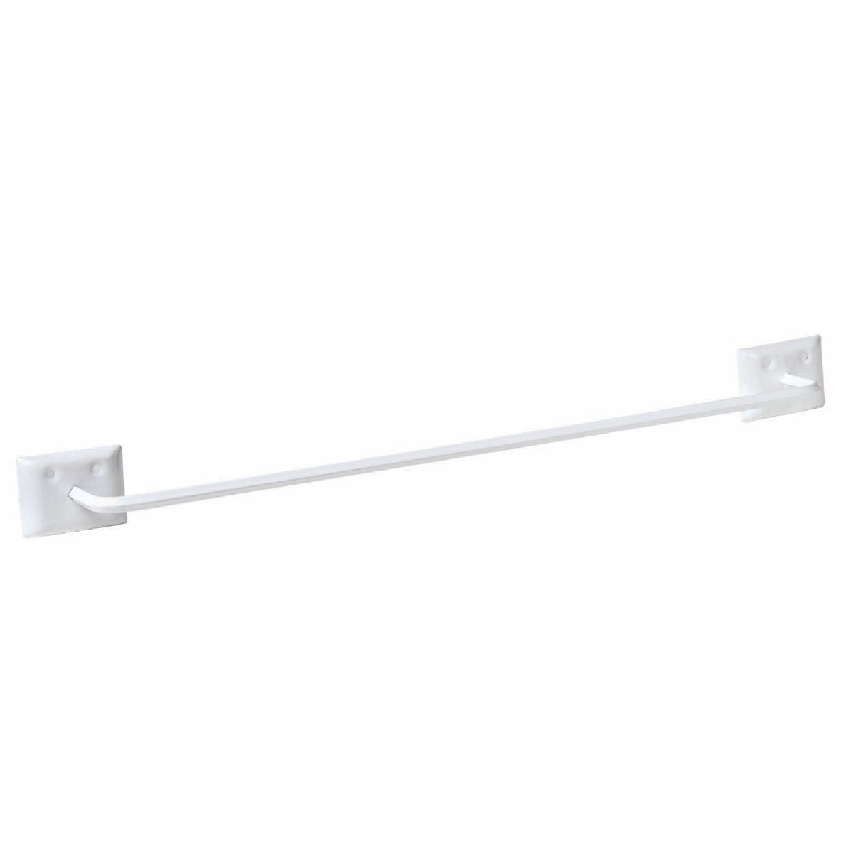 "18"" WHT TOWEL BAR - 48110 by Decko Bath"