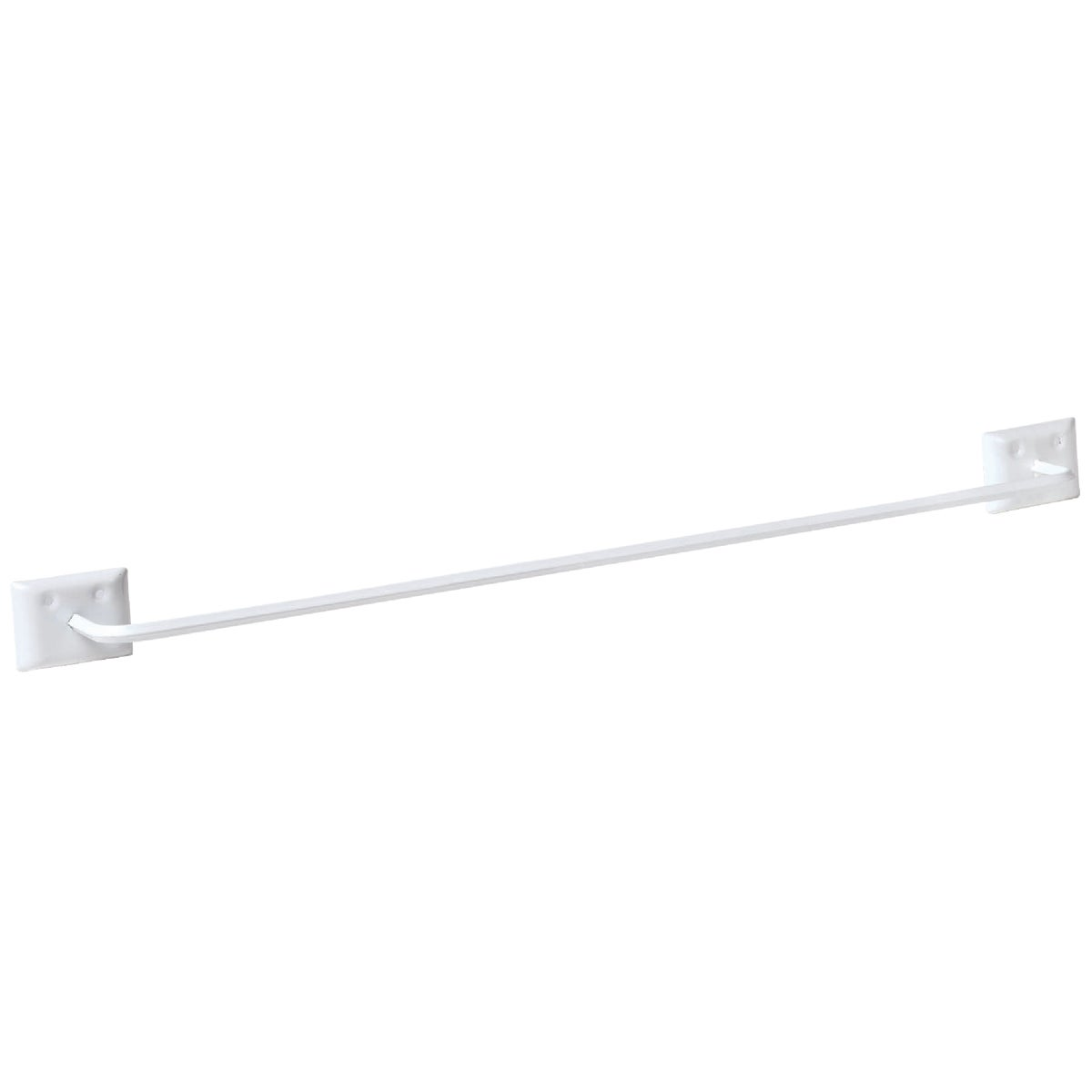 "24"" WHT TOWEL BAR - 48170 by Decko Bath"
