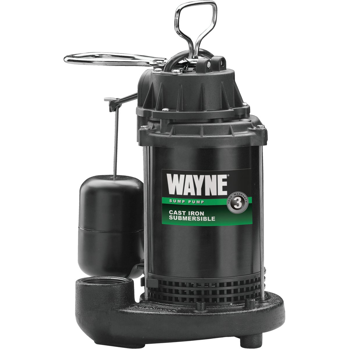 1/2HP CAST SUMP PUMP - CDU800-56270 by Wayne Water Systems