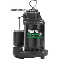 Wayne Home Equipment 1/2HP CAST SUMP PUMP CDU800-56270