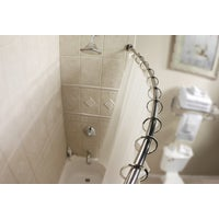 CSI Donner CHROME CURVED SHOWER ROD DN2160CH