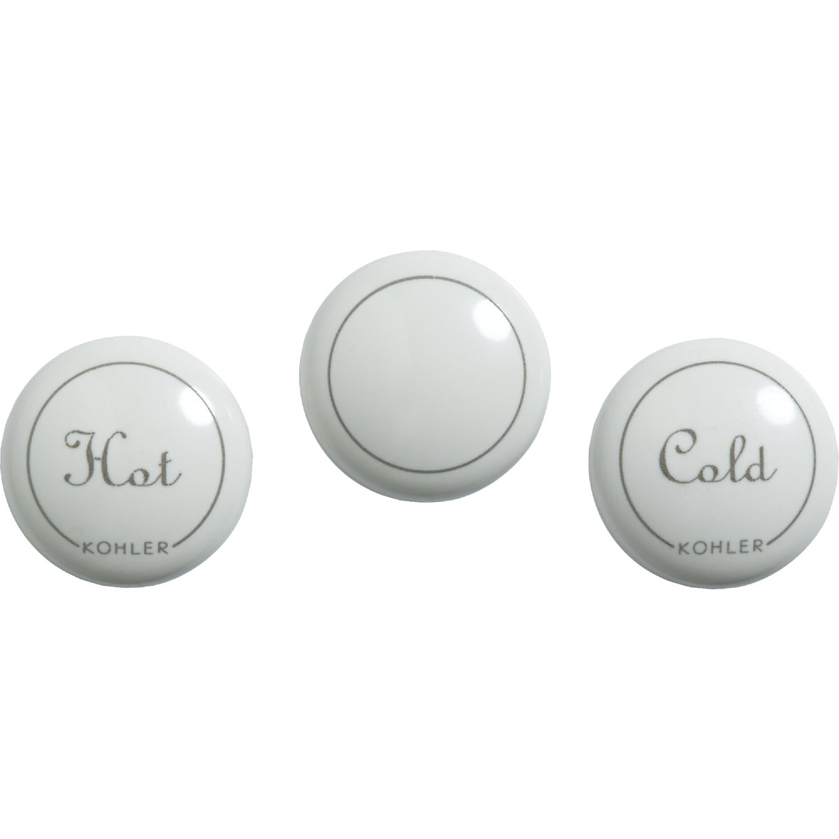 FAIRFX WIDE PLUG BUTTONS - GP1077792-0 by Kohler Co