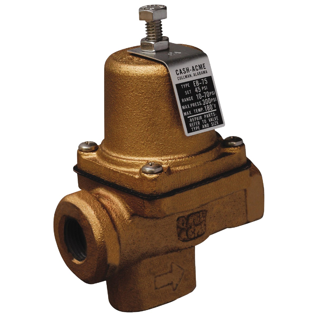3/4 PRESSURE REDUC VALVE - 23000-0045 by Cash Acme
