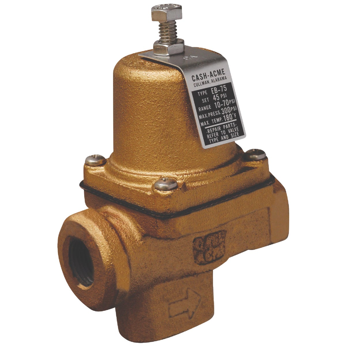 1/2 PRESSURE REDUC VALVE - 22999-0045 by Cash Acme