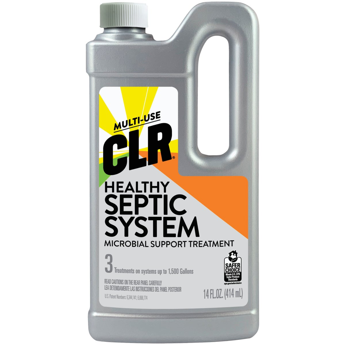 CLR SEPTIC SYSTEM TREAT