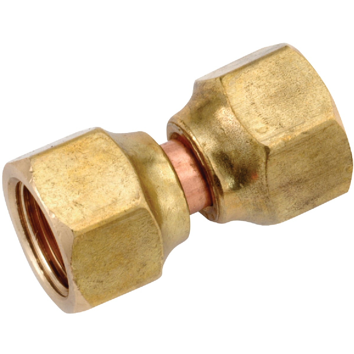 "1/2"" SWIVEL CONNECTOR - 754070-08 by Anderson Metals Corp"